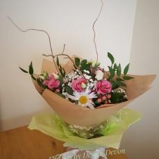 A Happy Birthday bouquet